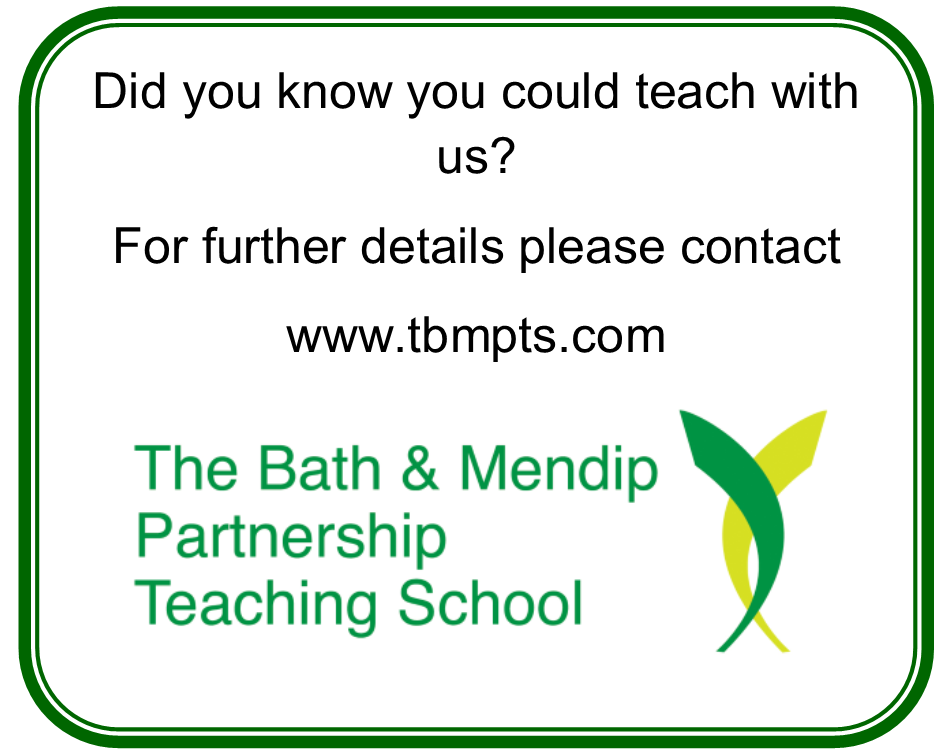 Did you know you could teach with us